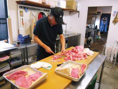 中野畜産さんの黒毛和牛100%のハンバーグステーキができるまでを潜入取材!その1_a0254656_17584315.jpg