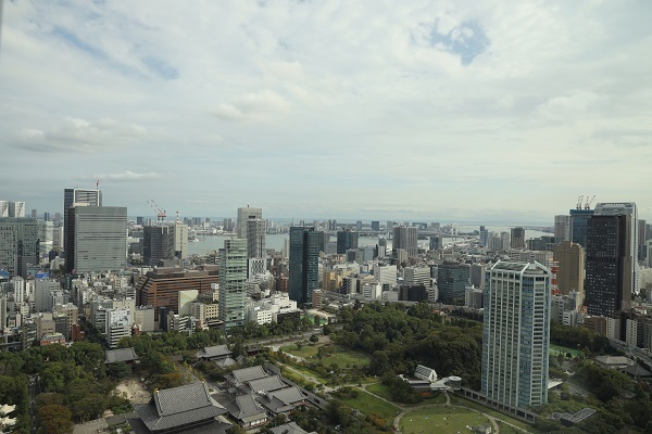 東京タワーに登りました*_b0328557_21401569.jpg
