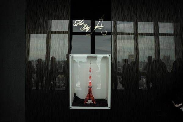 東京タワーに登りました*_b0328557_21411186.jpg