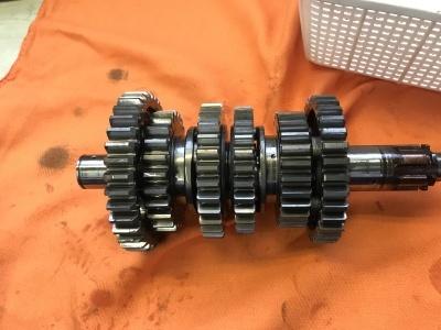 MC21 エンジン・車体 OH ④_e0114857_10393906.jpg