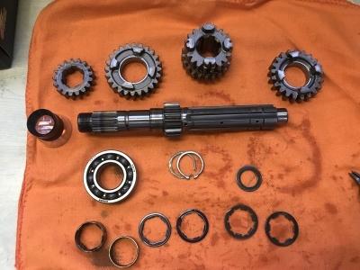MC21 エンジン・車体 OH ④_e0114857_10411554.jpg