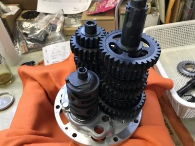 MC21 エンジン・車体 OH ④_e0114857_10500274.jpg