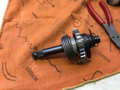MC21 エンジン・車体 OH ④_e0114857_10533623.jpg