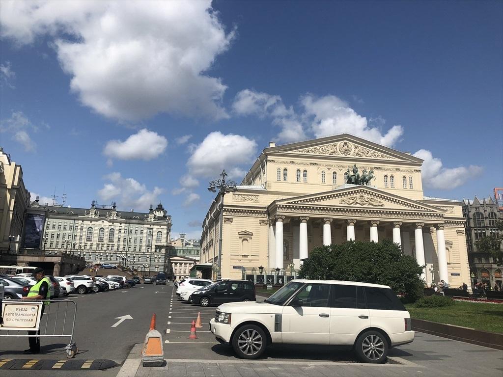 乗り継ぎ時間が長すぎて、しばしモスクワ観光へ_a0092659_21041174.jpg