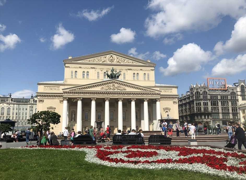 乗り継ぎ時間が長すぎて、しばしモスクワ観光へ_a0092659_21071483.jpg