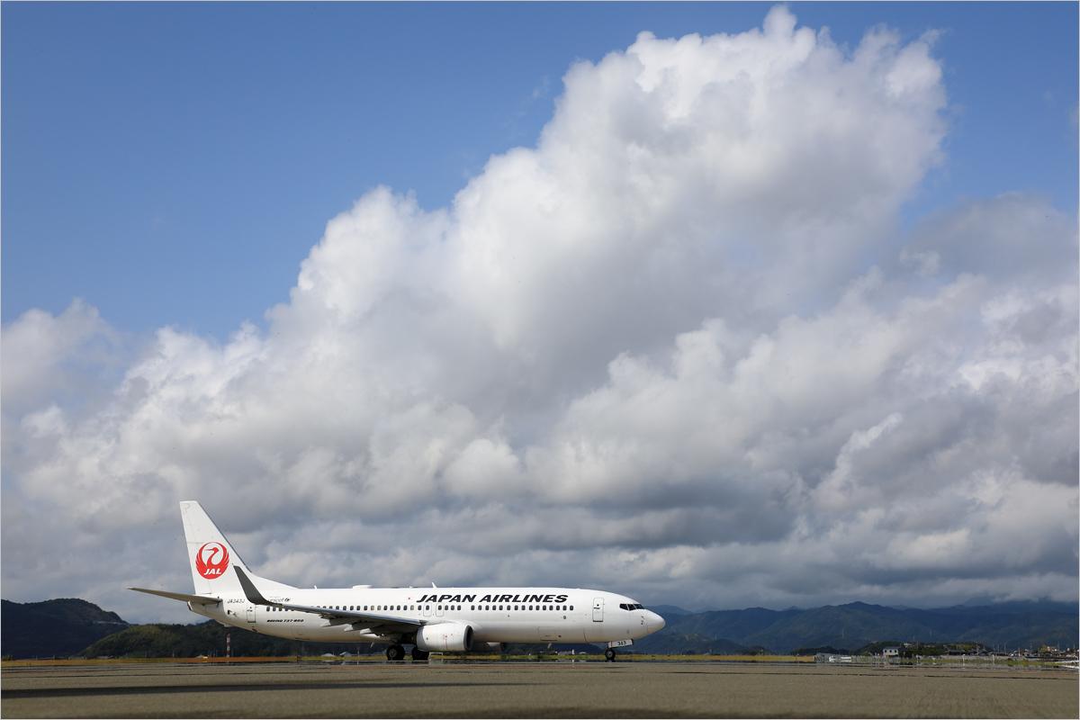 「空の日」エアポートフェスティバル その2 - 高知空港_c0308259_01352902.jpg