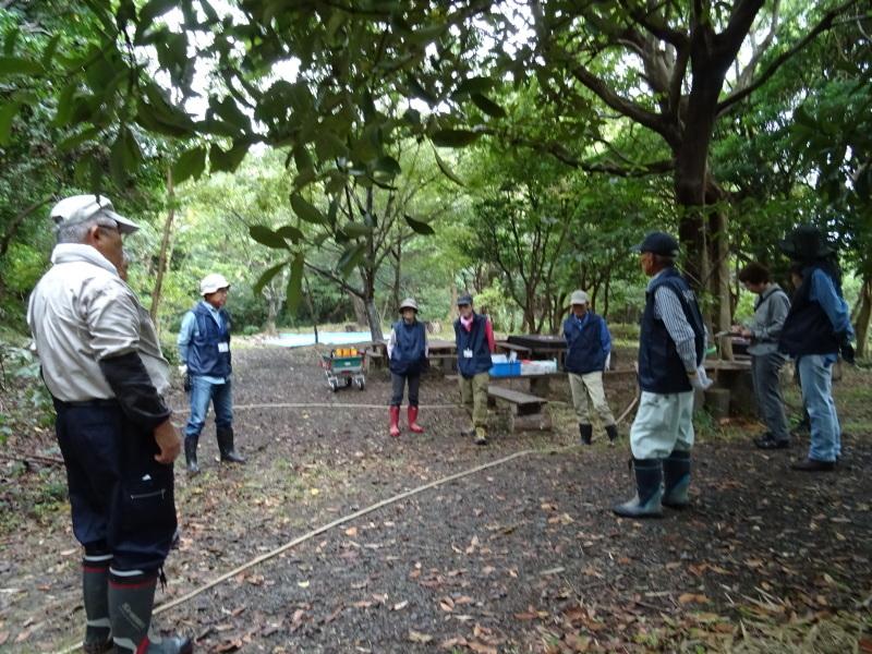 淡輪小学校1年生遠足「うみべの森探検」_c0108460_14470695.jpg
