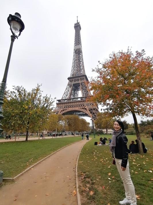 パリ オススメのビストロ  ル ジャンティ_b0060363_03593373.jpg
