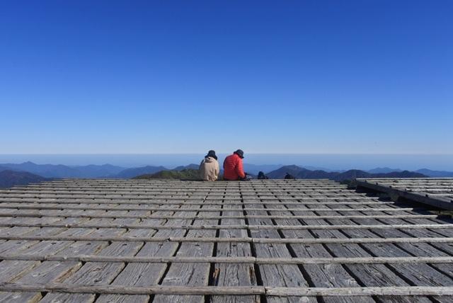 ファンハウス登山部、剣山へ行く_f0203164_18082771.jpg