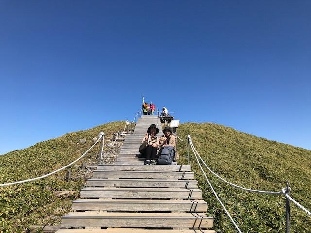 ファンハウス登山部、剣山へ行く_f0203164_18130491.jpg