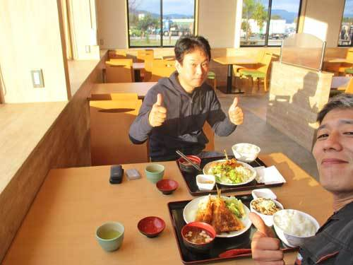 今日は富士カートにてMT-09で修行してるK5サンの応援ツーリング・・・(^^♪ (動画あり)_c0086965_01042603.jpg
