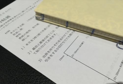 ブックバインディングと三宮_a0111166_07291274.jpg