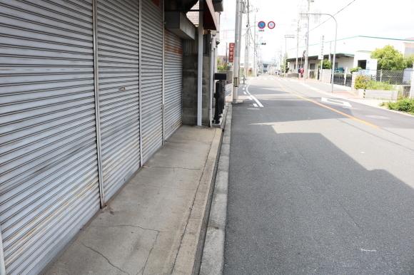門真市と大阪市鶴見区の市境をまたぎました_c0001670_22591846.jpg