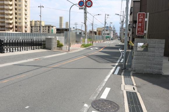 門真市と大阪市鶴見区の市境をまたぎました_c0001670_23000580.jpg