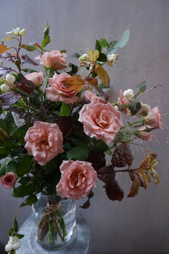 オークリーフ(バラシュナーベルの花束)_f0049672_11381264.jpg