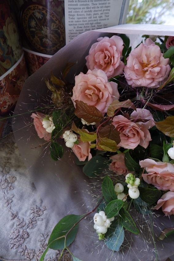 オークリーフ(バラシュナーベルの花束)_f0049672_11382210.jpg