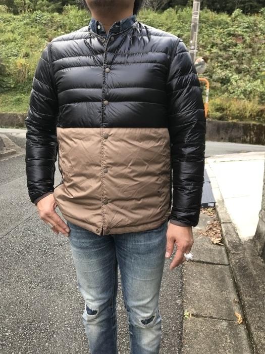 Le minor  別注  Soutien Collar COAT JACKET_d0152280_07475996.jpg
