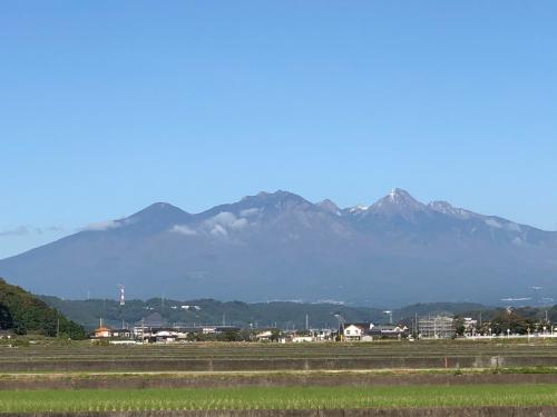八ヶ岳も、富士山も、雪化粧。_d0338282_15540463.jpg