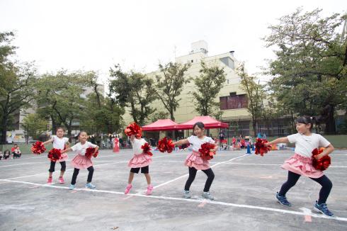 【鶴見園】運動会_a0267292_10362452.jpg
