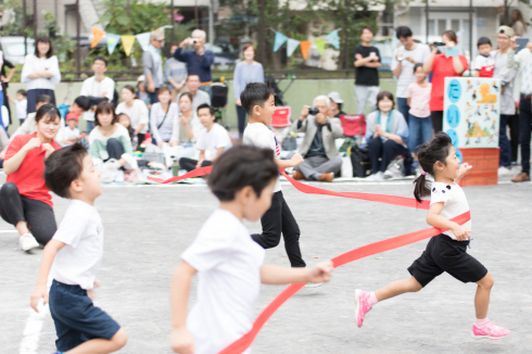 【鶴見園】運動会_a0267292_10370038.jpg