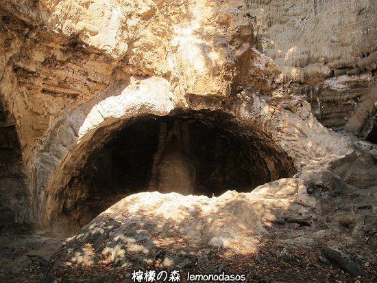 シッラの洞窟遺跡 エヴィア島エディプソス_c0010496_22593574.jpg