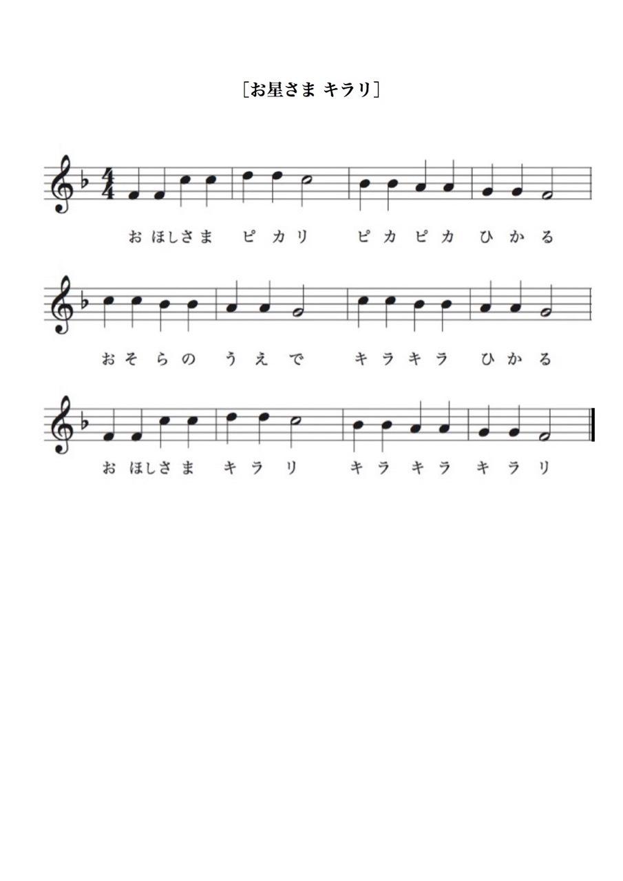 <お母さんと幼児の為の楽典>-34 「旋律聴音への導入」-2_d0016397_00504227.jpg