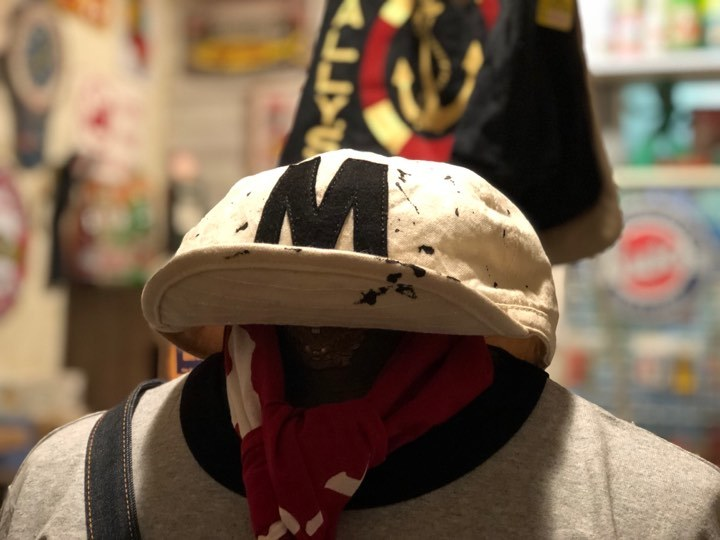 ◆ ARMY CAP ◆_c0078202_15450985.jpg