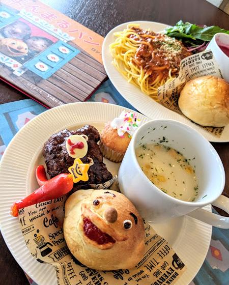 明日は、『カフェでまんまるパンを食べちゃおう!』の日です。_d0077603_12532354.jpg