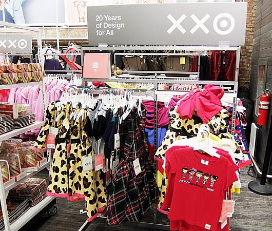 ハラジュク・ミニ・フォー・ターゲット(Harajuku Mini for Target)のアニバーサリー・コレクション_b0007805_01280732.jpg