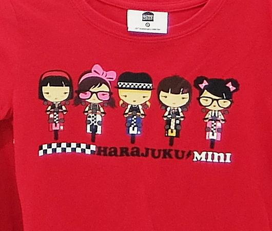 ハラジュク・ミニ・フォー・ターゲット(Harajuku Mini for Target)のアニバーサリー・コレクション_b0007805_01345551.jpg