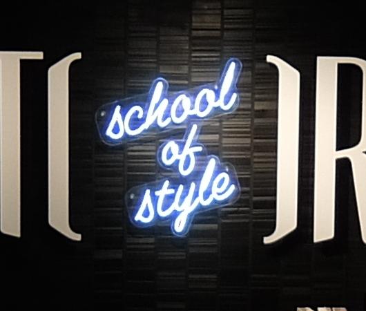 メイシーズ店内ストーリーの第3弾テーマは、「School of Style」(スタイルの学校)_b0007805_08211855.jpg