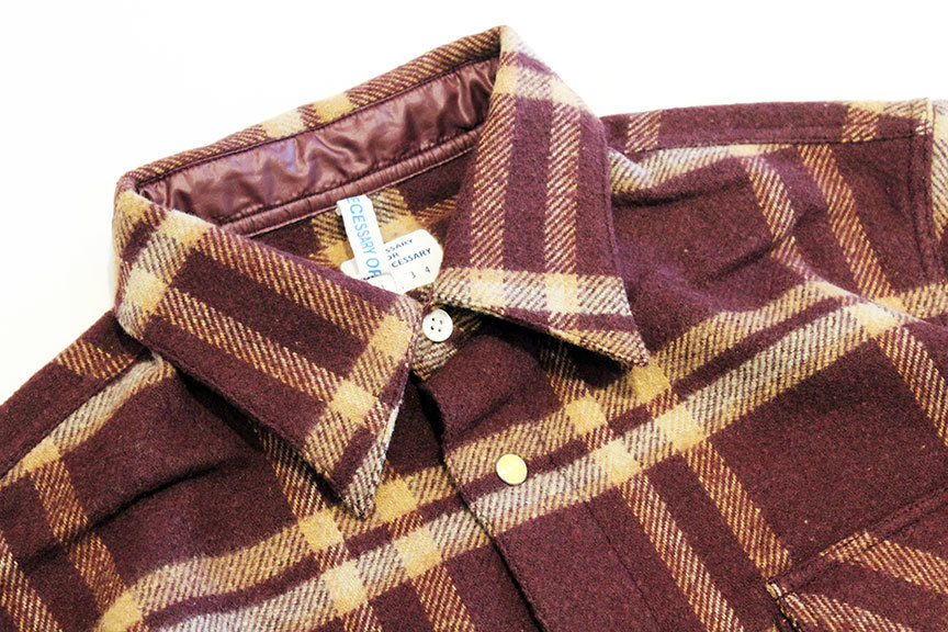 "Necessary or Unnecessary "" WESTERN SHIRT \""_b0122806_12511583.jpg"