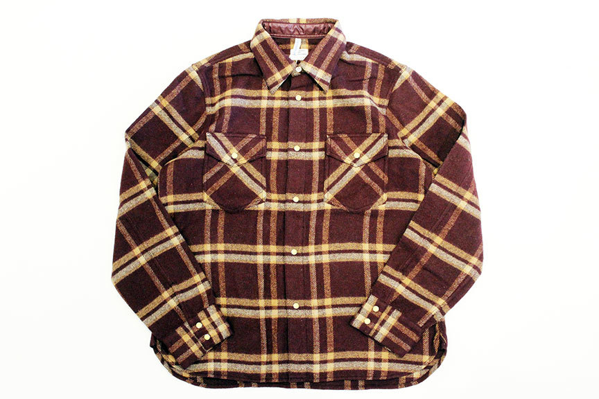 "Necessary or Unnecessary "" WESTERN SHIRT \""_b0122806_12512736.jpg"