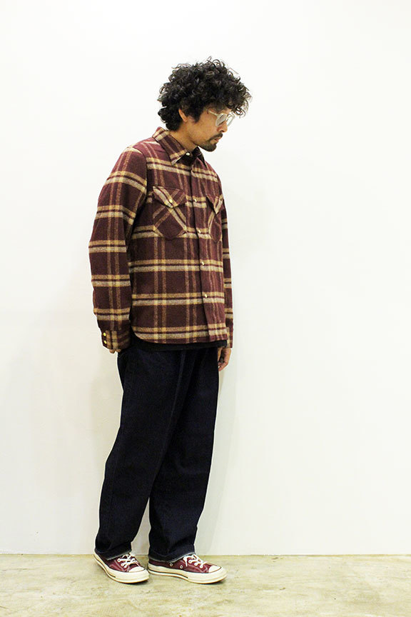 "Necessary or Unnecessary "" WESTERN SHIRT \""_b0122806_12514328.jpg"