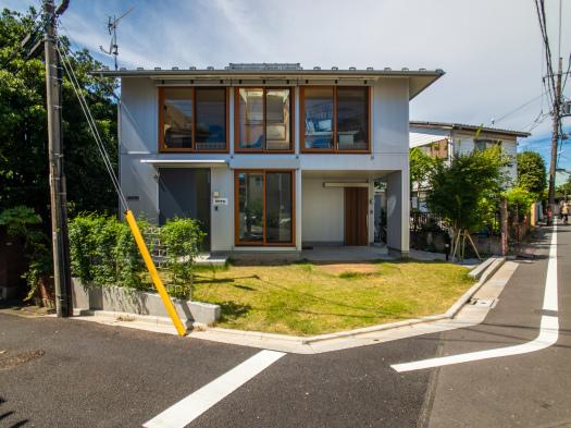 放射の家(阿佐ヶ谷の家)1年検査_a0136514_13440723.jpg