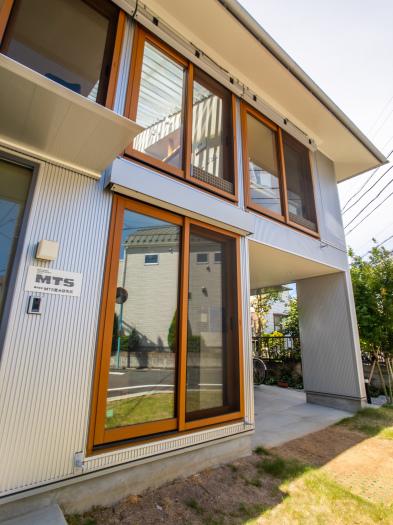 放射の家(阿佐ヶ谷の家)1年検査_a0136514_14042569.jpg