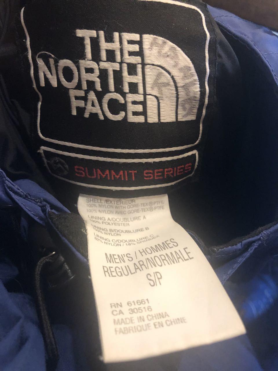 10月26日(土)入荷!!NORCE FACE ノースフェイス SUMMIT シリーズ GORE-TEX ジャケット!_c0144020_15205066.jpg