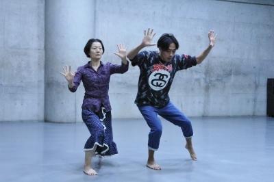 """「ダンスブリッジ」の第2弾""""対話型KONDO劇場""""間もなく_d0178431_02421357.jpg"""