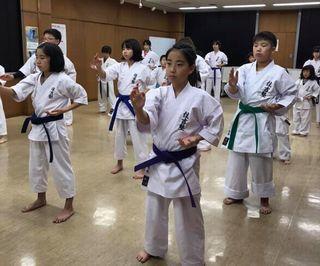 前田教室 手稲教室 秋期昇級審査会_c0118332_15451764.jpg