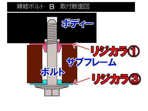 リジカラ装着!★ZZE123 カローラ・ランクス★なんと3台目!!_d0156040_17250700.jpg