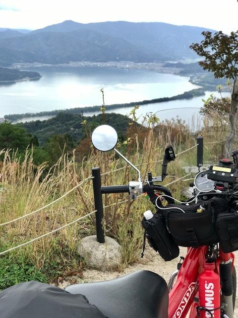 その2: CT110 ポスティで行こう!秋のツーリング♪ 念願の天橋立をバイクで縦断編_d0246961_13441560.jpg