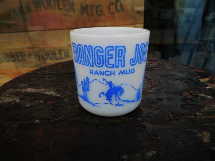 Vintage Hazel Atlas Ranger Joe_e0187362_15580555.jpg