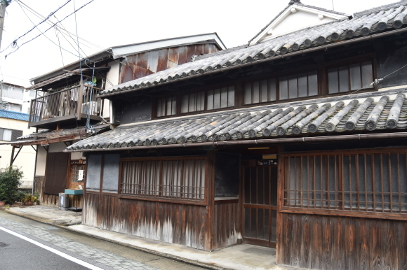 大阪の花街
