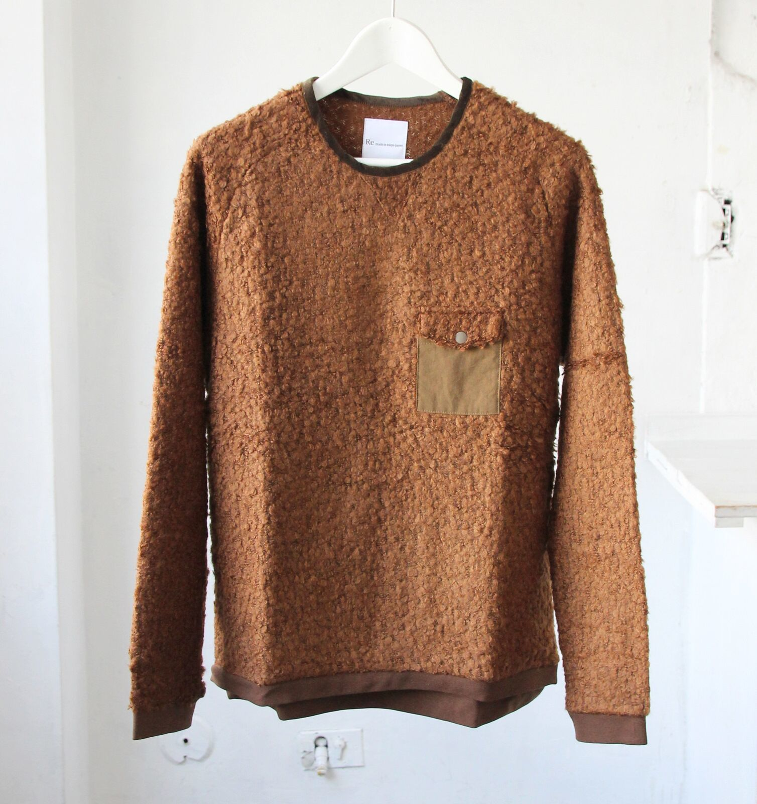 Wool Ring Pocket Pull Over_c0379477_16312051.jpeg