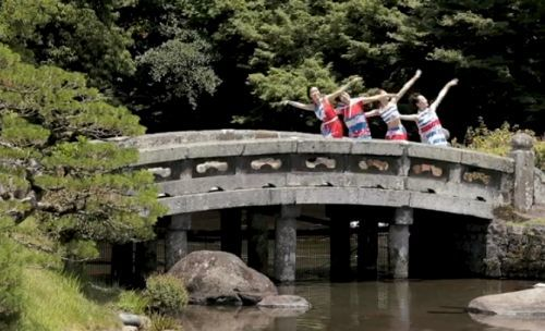 水前寺こい踊り「恋の参道~ブルヴァール~」_b0170184_14160324.jpg