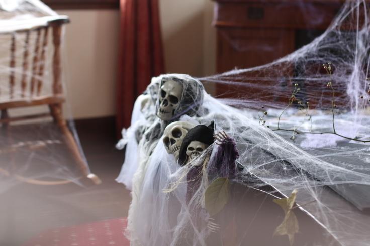 Halloween装飾<準備編>_f0306287_23045249.jpg