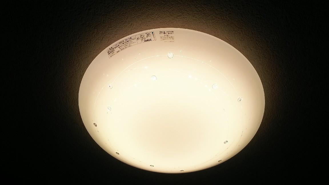 新しい照明。_c0109891_17393233.jpg