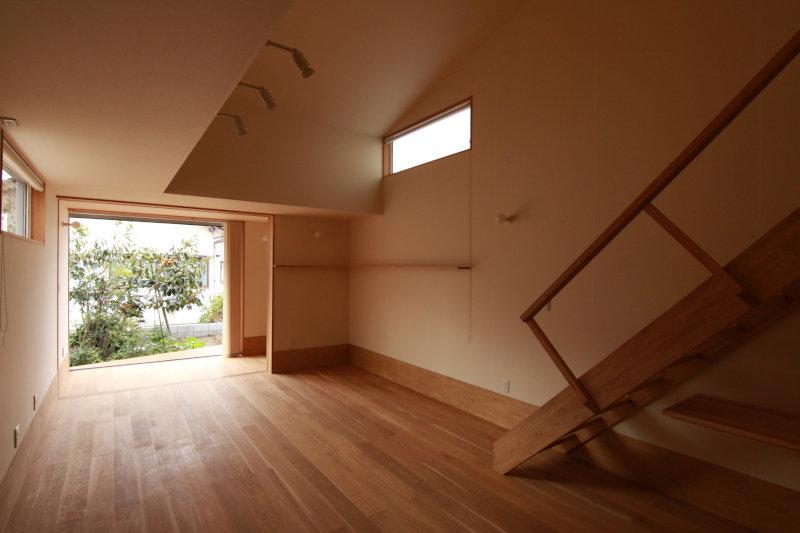 変形敷地のプランニング 金沢町の家2_b0349892_22512463.jpg