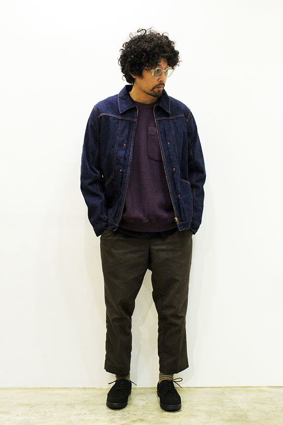 "LOOKER (ルッカー) "" L.A CROPPED PANTS \"" Exclusive_b0122806_14420092.jpg"