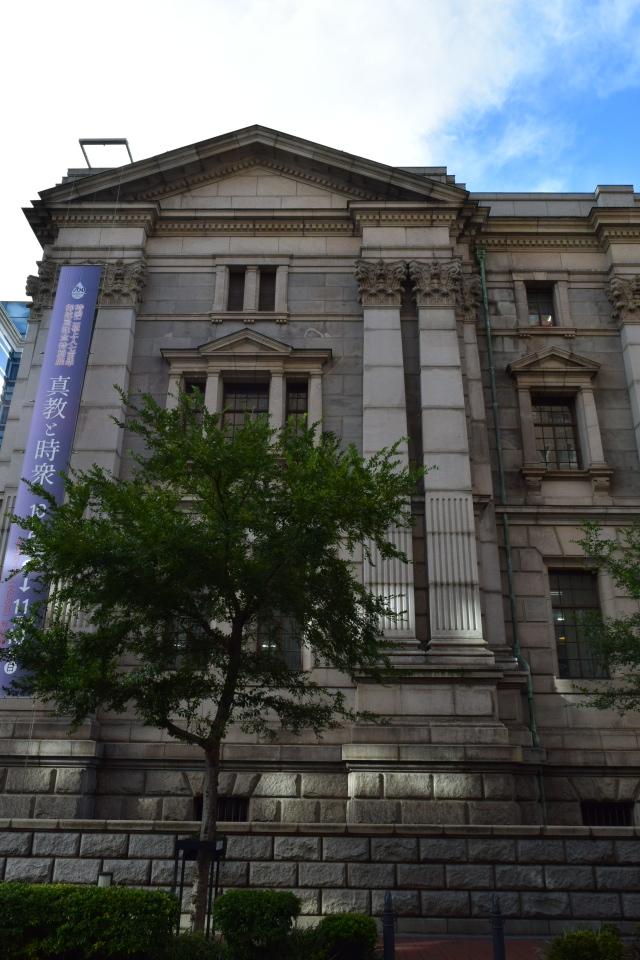 横浜市中区の旧横浜正金銀行本店(明治モダン建築探訪)_f0142606_09555844.jpg